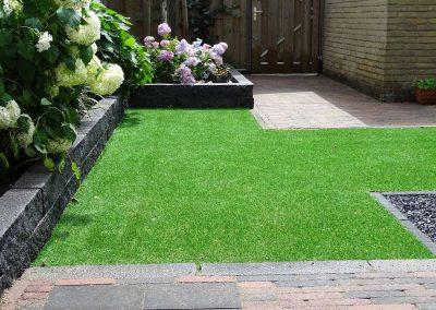 kleine tuin aanleg